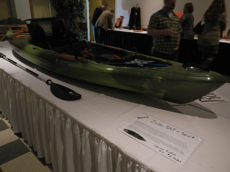 PPerception Pescador Kayak image