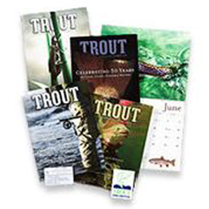 Trout Unlimited Calendar and Magazine