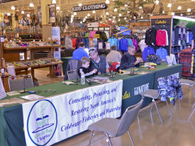 Cabela's Outreach January 16th & 17th