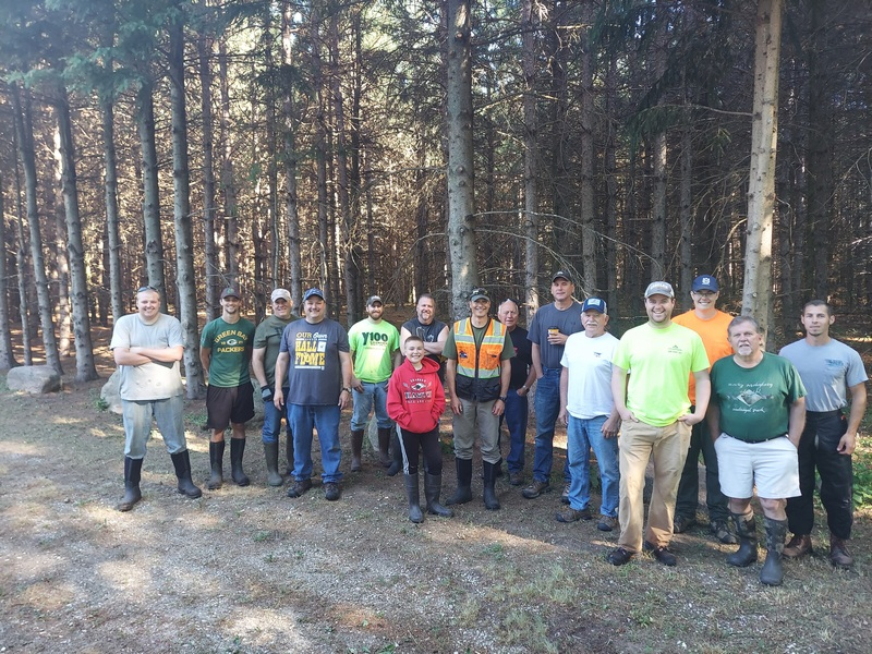 June 19 – Work Project Summary and Pictures